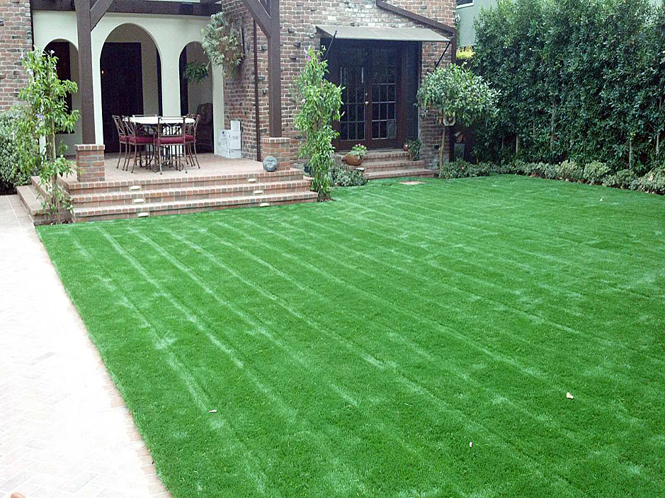 Artificial Grass Live Oak California Landscape Design Small