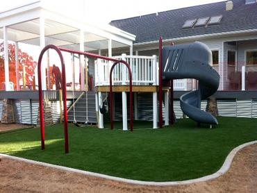 Artificial Grass Photos: Artificial Grass Installation Discovery Bay, California Landscape Photos, Beautiful Backyards