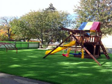 Artificial Grass Installation San Bruno, California Rooftop, Commercial Landscape artificial grass