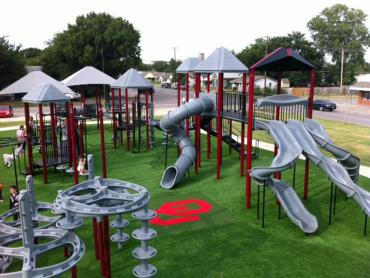 Artificial Grass Photos: Artificial Grass Los Altos Hills, California Playground Flooring, Parks