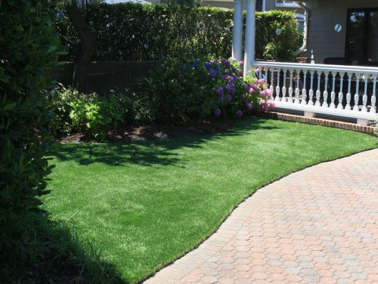 Artificial Grass Photos: Artificial Grass Stratford, California Paver Patio, Landscaping Ideas For Front Yard