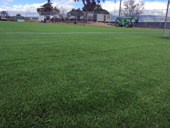 Artificial Grass Photos: Artificial Lawn Middletown, California Softball