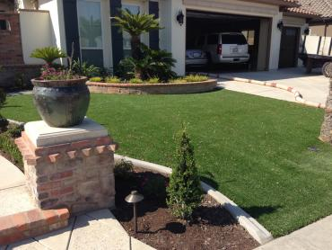 Artificial Grass Photos: Artificial Lawn Sunnyside-Tahoe City, California Home And Garden, Front Yard Design
