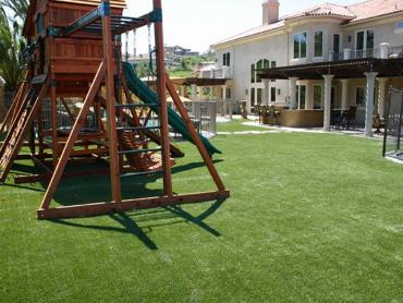 Artificial Turf Cost Brentwood, California Playground, Backyard artificial grass