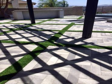Artificial Grass Photos: Artificial Turf Installation Country Club, California Landscape Ideas, Pool Designs