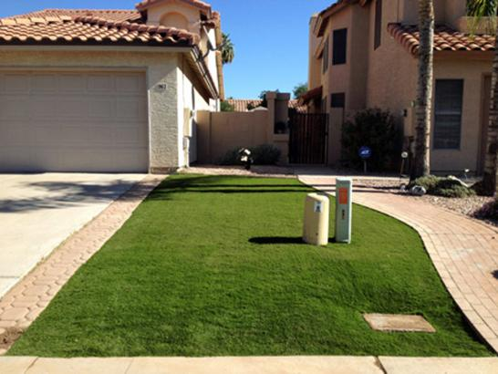 Artificial Grass Photos: Artificial Turf Installation Twin Lakes, California Rooftop, Front Yard Design