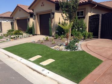 Artificial Grass Photos: Fake Grass Carpet Inverness, California Paver Patio, Landscaping Ideas For Front Yard