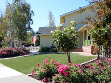Artificial Grass Photos: Fake Grass Carpet Parkwood, California Landscape Rock, Small Front Yard Landscaping