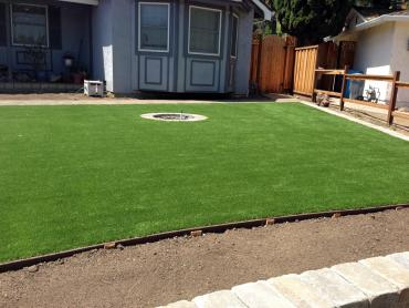 Artificial Grass Photos: Fake Grass Carpet Woodbridge, California Lawn And Landscape, Front Yard Landscaping Ideas
