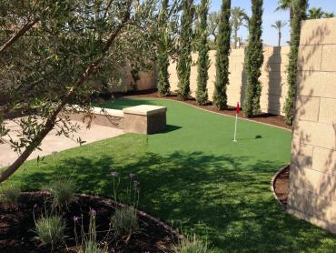 Artificial Grass Photos: Fake Grass Magalia, California Diy Putting Green, Small Backyard Ideas