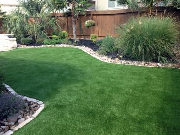 Artificial Grass Photos: Fake Lawn Carmel-by-the-Sea, California City Landscape, Backyard Landscape Ideas
