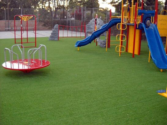 Artificial Grass Photos: Fake Lawn Cayucos, California Upper Playground, Recreational Areas