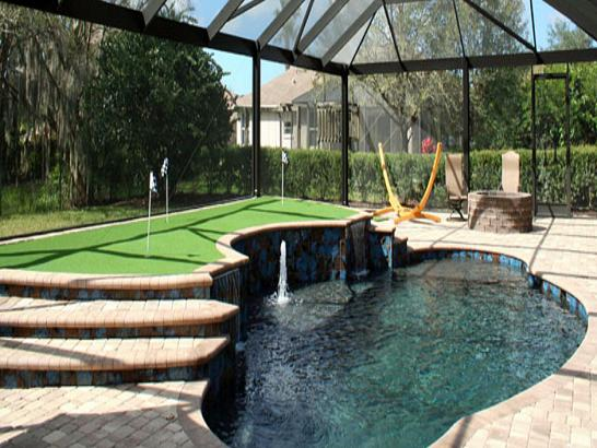 Artificial Grass Photos: Grass Carpet Mount Hermon, California Landscape Rock, Natural Swimming Pools