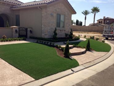 Artificial Grass Photos: Grass Carpet Santa Clara, California Landscape Photos, Front Yard Landscaping Ideas