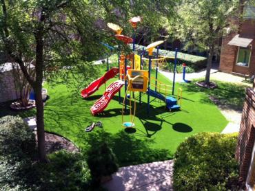 Artificial Grass Photos: Grass Carpet Sonoma, California Playground Flooring, Commercial Landscape