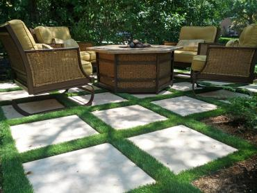 Artificial Grass Photos: Grass Installation Laguna, California Paver Patio, Backyard Makeover
