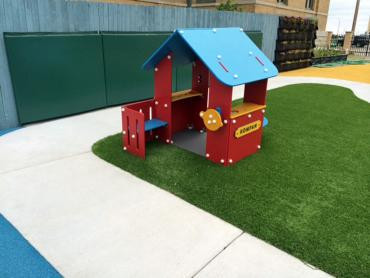 Artificial Grass Photos: Grass Installation Loyola, California Playground Turf, Commercial Landscape