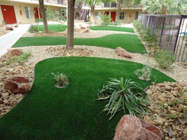 Artificial Grass Photos: Grass Installation Rancho Murieta, California Landscape Ideas, Commercial Landscape
