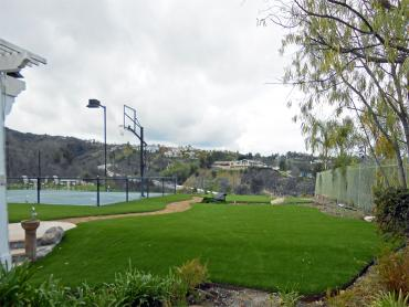 Artificial Grass Photos: Green Lawn Maxwell, California High School Sports, Commercial Landscape