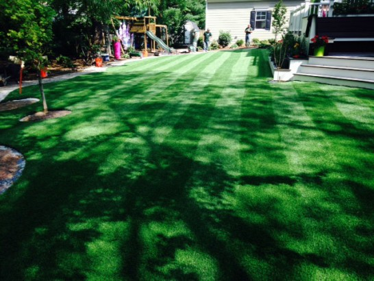 How To Install Artificial Grass Lucerne, California Landscape Rock, Backyard Makeover artificial grass