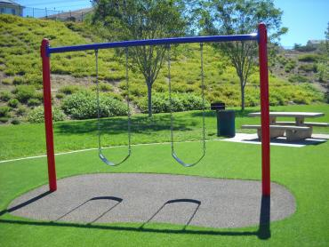 Artificial Grass Photos: Installing Artificial Grass Woodland, California Playground Flooring, Parks