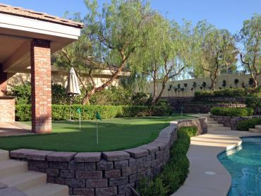 Artificial Grass Photos: Lawn Services Florin, California Putting Greens, Backyard Garden Ideas