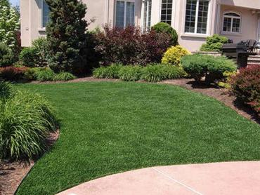 Artificial Grass Photos: Lawn Services Suisun, California Lawn And Landscape, Small Front Yard Landscaping