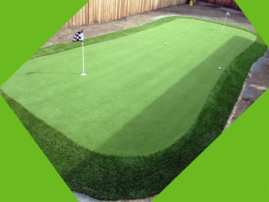 Synthetic Grass Keyes, California How To Build A Putting Green artificial grass