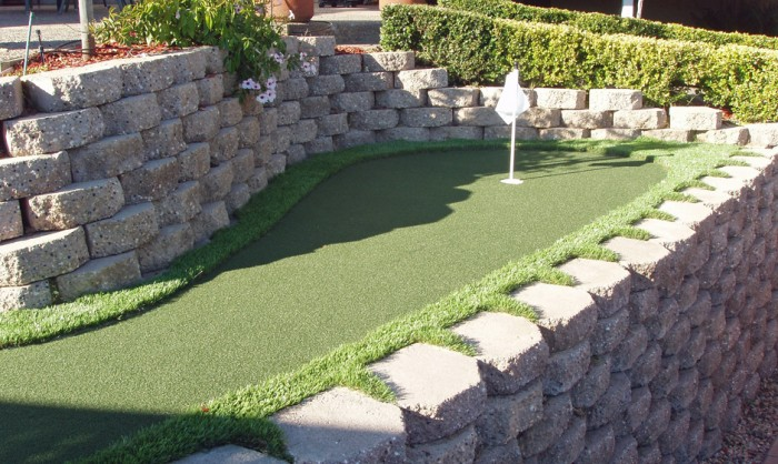 Putting Greens, Artificial Golf Putting Green in Oakland